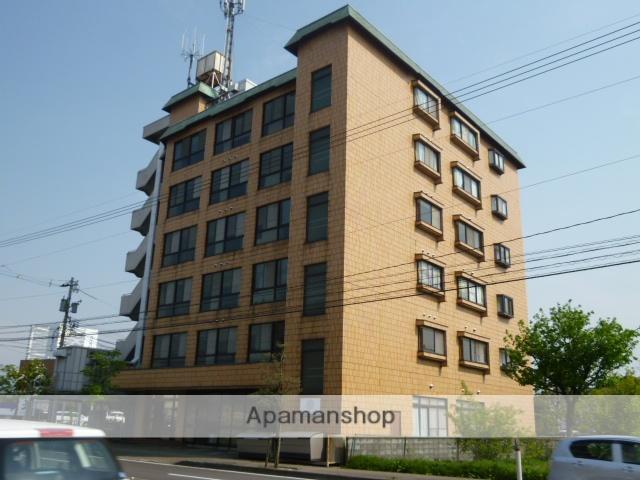 富山県富山市、南富山駅徒歩11分の築30年 6階建の賃貸マンション