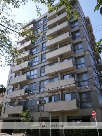富山県富山市、諏訪川原駅徒歩6分の築37年 9階建の賃貸マンション