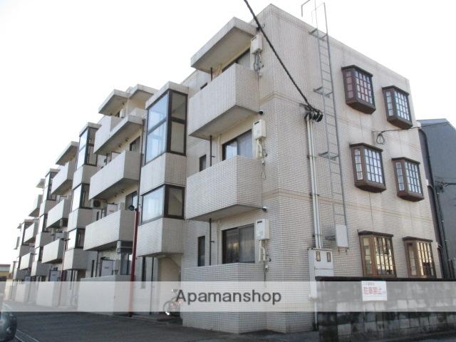 富山県富山市、西富山駅徒歩10分の築27年 4階建の賃貸マンション