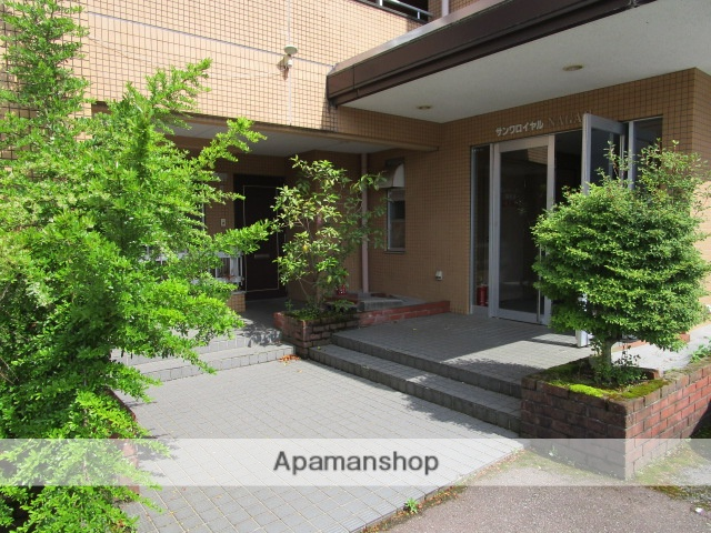 富山県富山市、新庄田中駅徒歩14分の築26年 4階建の賃貸マンション