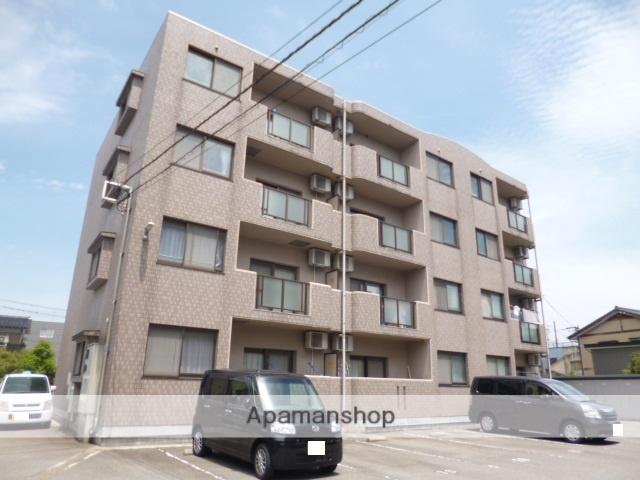 富山県富山市の築14年 4階建の賃貸マンション