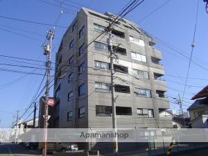 富山県富山市、中町(西町北)駅徒歩10分の築25年 7階建の賃貸マンション