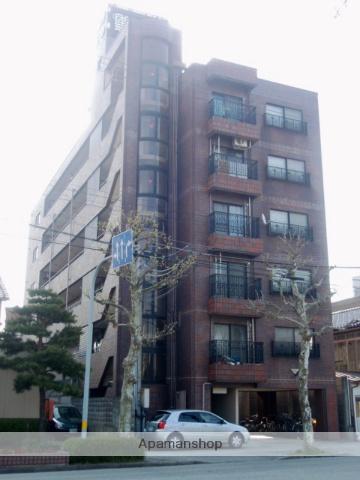 富山県富山市、上本町駅徒歩10分の築25年 6階建の賃貸マンション