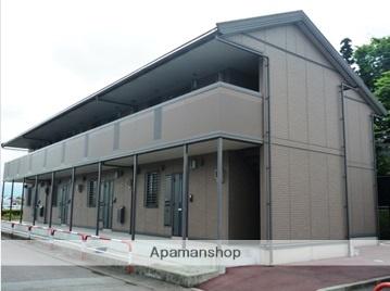 富山県中新川郡舟橋村、越中舟橋駅徒歩4分の築11年 2階建の賃貸アパート