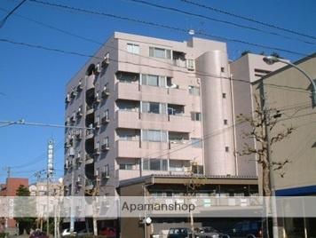 富山県富山市、丸の内駅徒歩7分の築28年 7階建の賃貸マンション