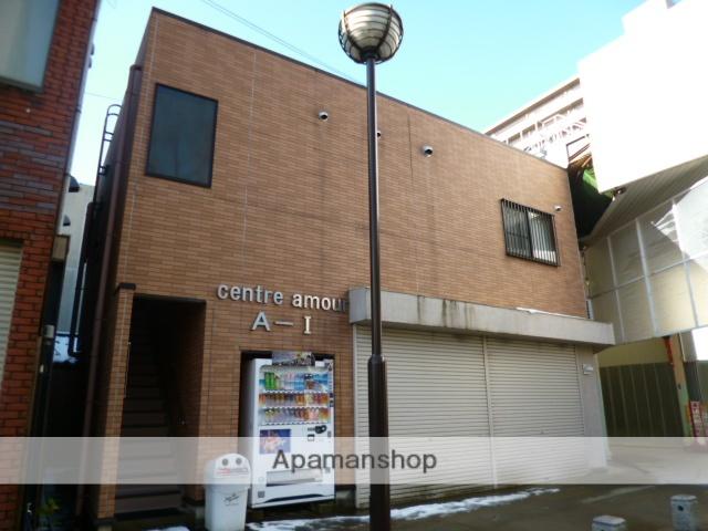 富山県富山市、西町駅徒歩5分の築12年 2階建の賃貸アパート