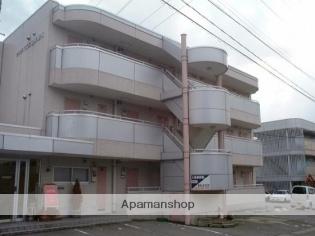 富山県富山市の築25年 3階建の賃貸アパート