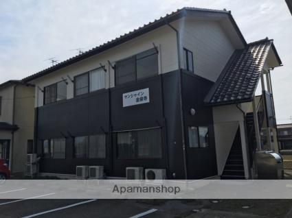 富山県富山市、越中荏原駅徒歩36分の築22年 2階建の賃貸アパート