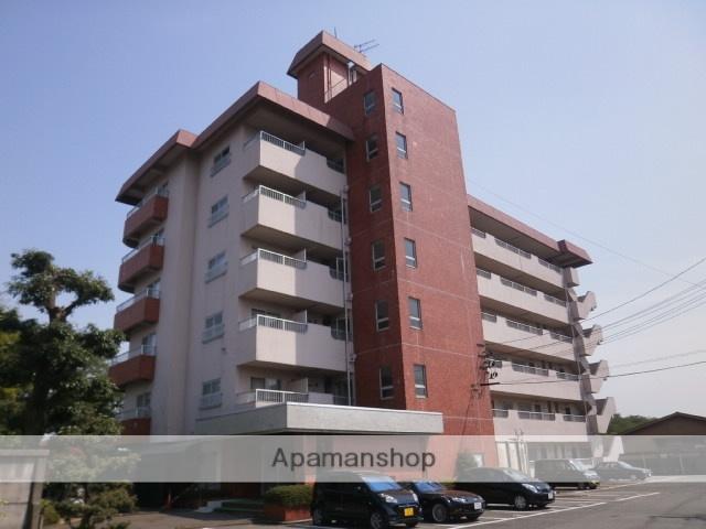 富山県富山市、富山トヨペット本社前駅徒歩11分の築38年 6階建の賃貸マンション