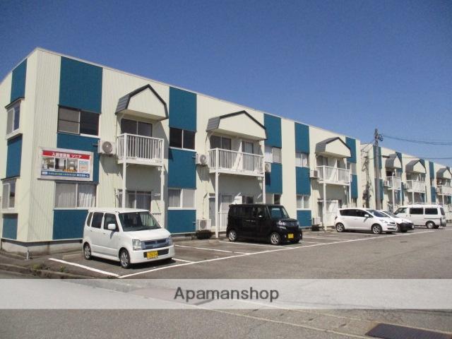 富山県富山市、東新庄駅徒歩20分の築20年 2階建の賃貸アパート