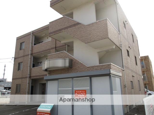 富山県富山市、南富山駅徒歩18分の築14年 3階建の賃貸マンション