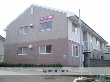 富山県富山市の築30年 2階建の賃貸アパート