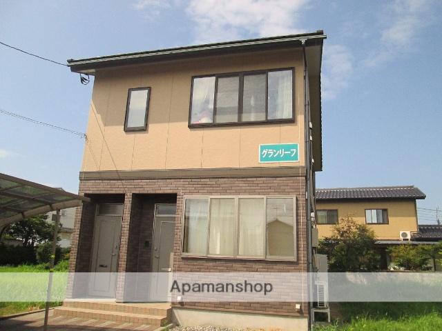 富山県富山市、インテック本社前駅徒歩18分の築9年 2階建の賃貸アパート