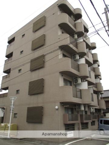 富山県富山市、広貫堂前駅徒歩4分の築22年 5階建の賃貸マンション