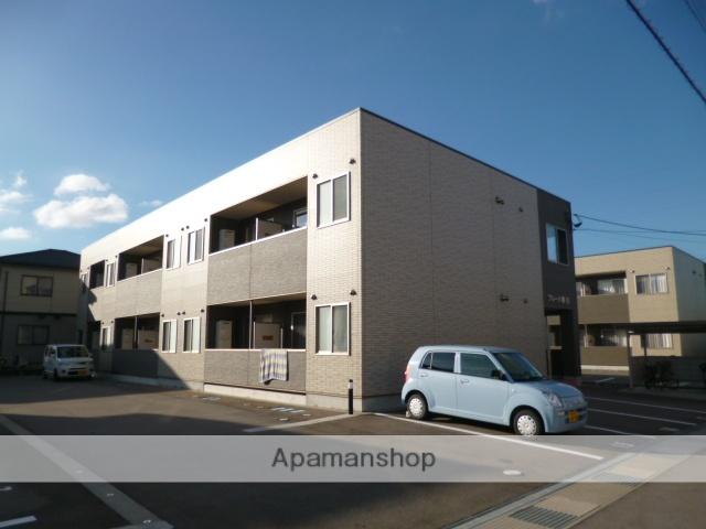 富山県富山市の築7年 2階建の賃貸マンション