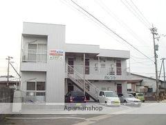 富山県富山市、南富山駅徒歩11分の築27年 2階建の賃貸アパート