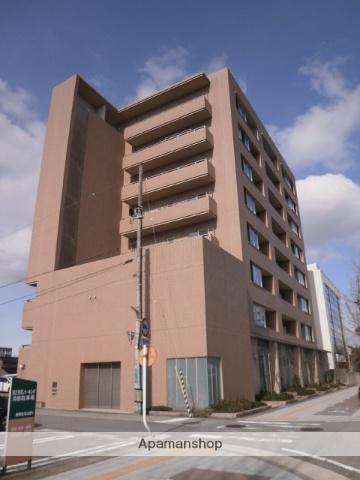富山県富山市、広貫堂前駅徒歩7分の築10年 8階建の賃貸マンション