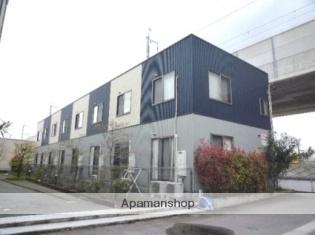富山県富山市の築8年 2階建の賃貸アパート