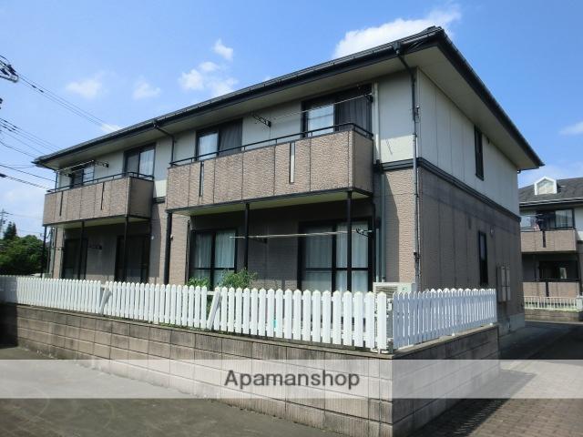 富山県富山市、南富山駅徒歩8分の築21年 2階建の賃貸アパート