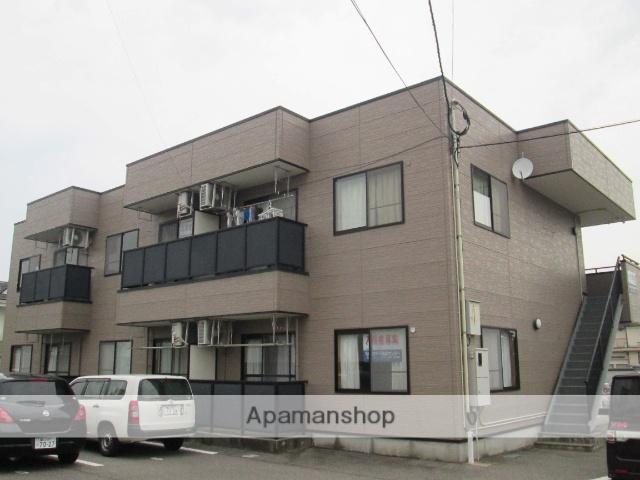 富山県富山市の築17年 2階建の賃貸マンション
