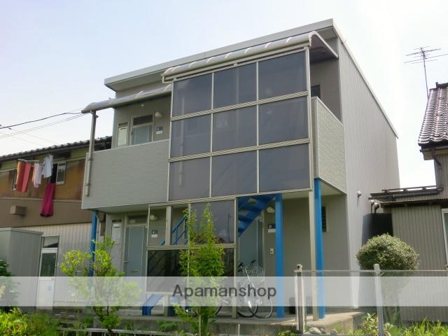 富山県富山市、東新庄駅徒歩9分の築15年 2階建の賃貸アパート