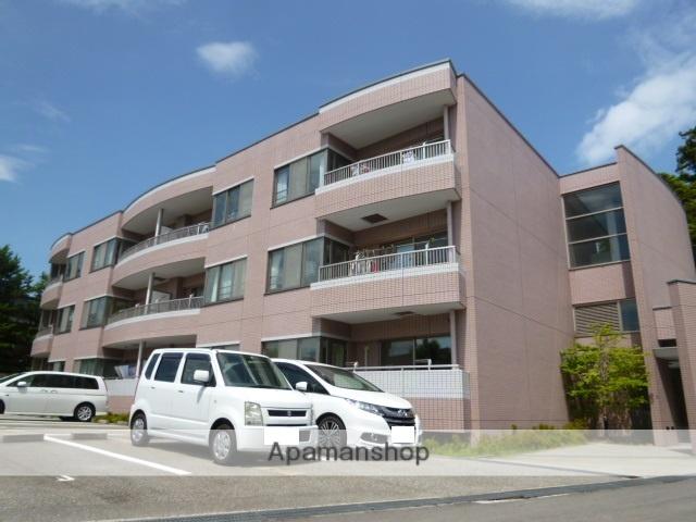 富山県富山市、大町駅徒歩9分の築16年 3階建の賃貸マンション