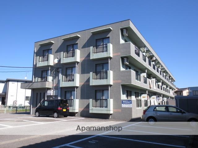富山県富山市、安野屋駅徒歩19分の築17年 3階建の賃貸マンション
