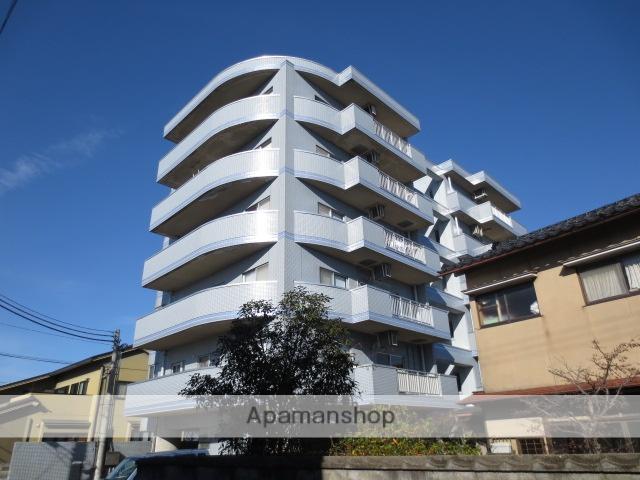 富山県富山市、西中野駅徒歩2分の築26年 6階建の賃貸マンション