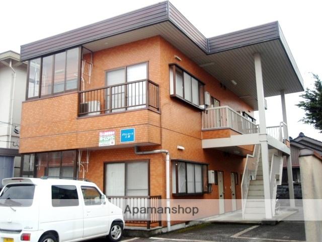 富山県富山市、朝菜町駅徒歩11分の築29年 2階建の賃貸アパート
