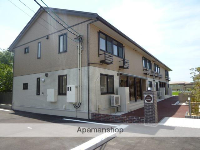 富山県富山市、大泉駅徒歩16分の築1年 2階建の賃貸アパート