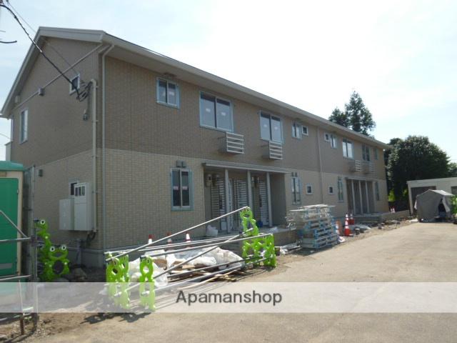 富山県中新川郡立山町、榎町駅徒歩9分の築1年 2階建の賃貸アパート
