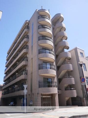 富山県富山市、諏訪川原駅徒歩6分の築25年 7階建の賃貸マンション
