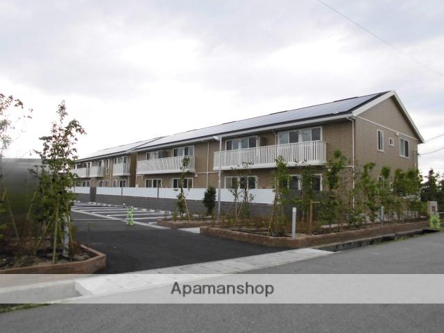 富山県富山市の新築 2階建の賃貸アパート