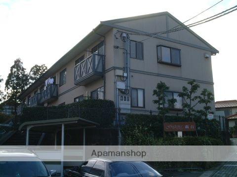 富山県富山市、呉羽駅徒歩19分の築24年 2階建の賃貸アパート