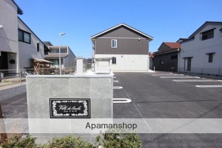 富山県富山市、稲荷町駅徒歩10分の新築 2階建の賃貸アパート