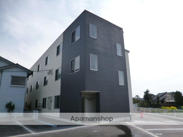 富山県富山市、新庄田中駅徒歩18分の新築 3階建の賃貸マンション