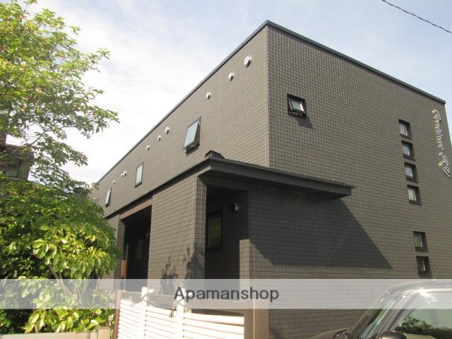 富山県富山市、奥田中学校前駅徒歩5分の新築 2階建の賃貸アパート