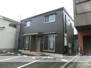 富山県富山市、稲荷町駅徒歩7分の新築 2階建の賃貸アパート