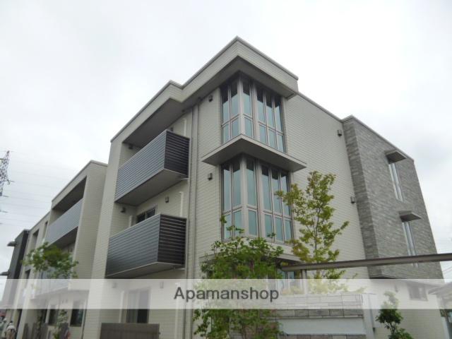 富山県富山市、東富山駅徒歩12分の新築 3階建の賃貸マンション