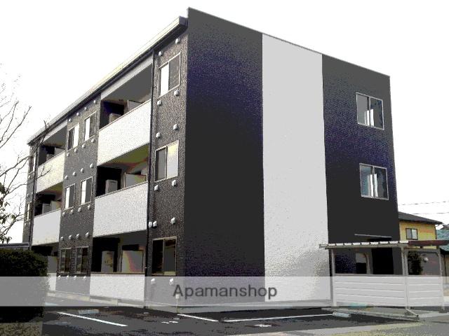 富山県富山市、下奥井駅徒歩15分の新築 3階建の賃貸マンション