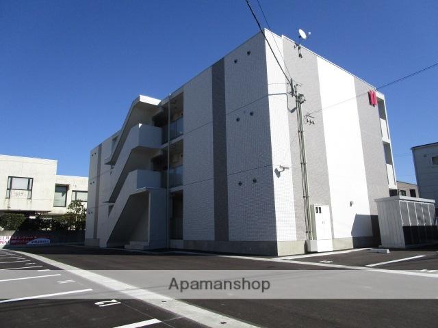 富山県富山市、大泉駅徒歩20分の新築 3階建の賃貸マンション