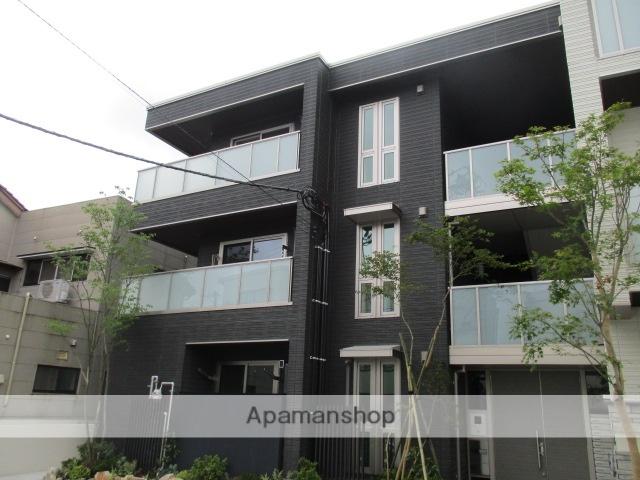 富山県富山市、富山駅徒歩9分の新築 3階建の賃貸マンション