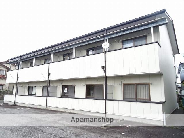富山県富山市、城川原駅徒歩13分の築25年 2階建の賃貸アパート