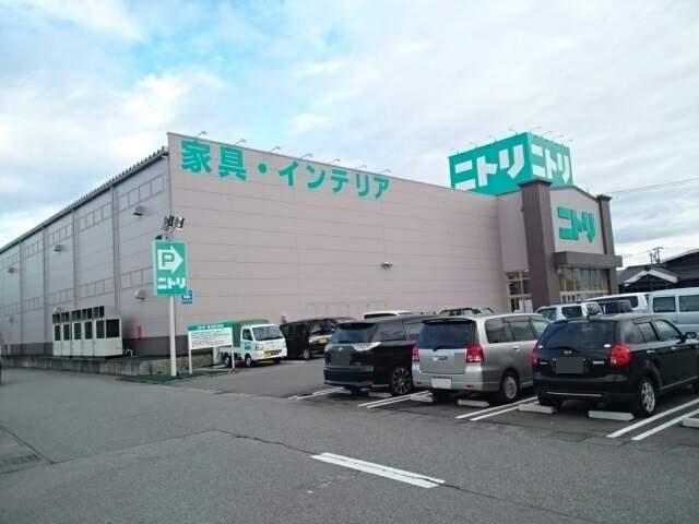 ニトリ富山店