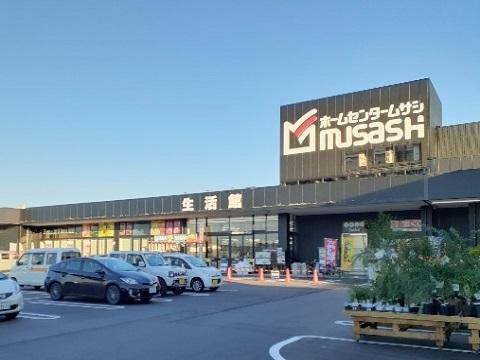 ホームセンタームサシ富山店