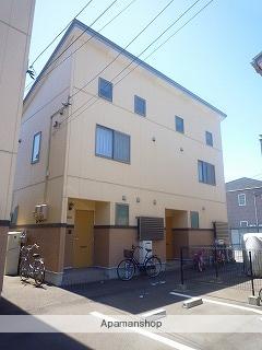 富山県富山市、粟島(大阪屋ショップ前)駅徒歩15分の築10年 2階建の賃貸テラスハウス