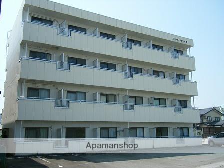 富山県富山市の築22年 4階建の賃貸マンション