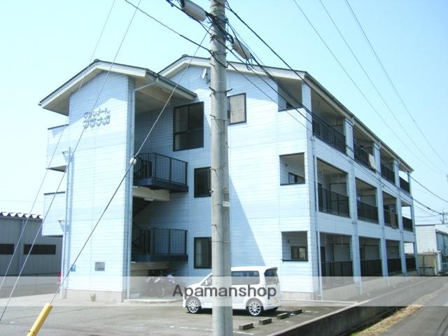富山県富山市の築22年 3階建の賃貸アパート
