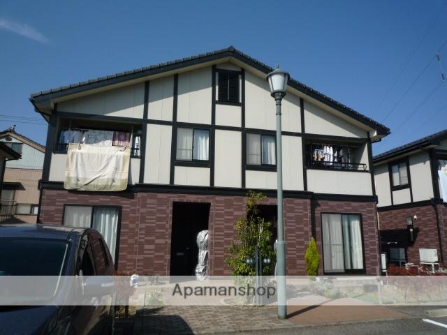 富山県富山市の築16年 2階建の賃貸テラスハウス