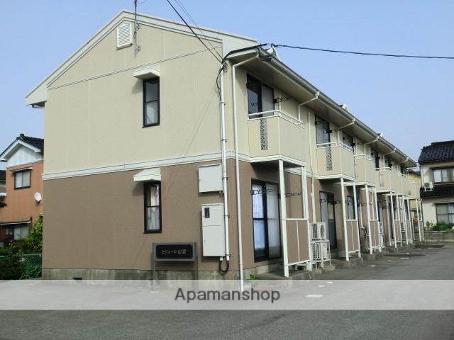 富山県富山市、大泉駅徒歩7分の築24年 2階建の賃貸アパート